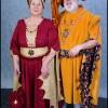 Moyen-âge, costumes XIV ième Siècle