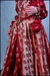 Robe Renaissance XVI siècle
