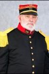 Tenue Militaire uniforme de Colonel d'Infanterie