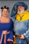Costumes Nobles au Moyen-âge XIII siècle