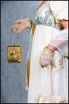 Robe 1er Empire XIX siècle