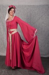Costume Noble Moyen-âge XIII siècle
